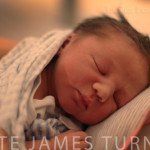 Nate James Turner, Born 8th March 2011 weighing 3.8kg (8lb 6oz)
