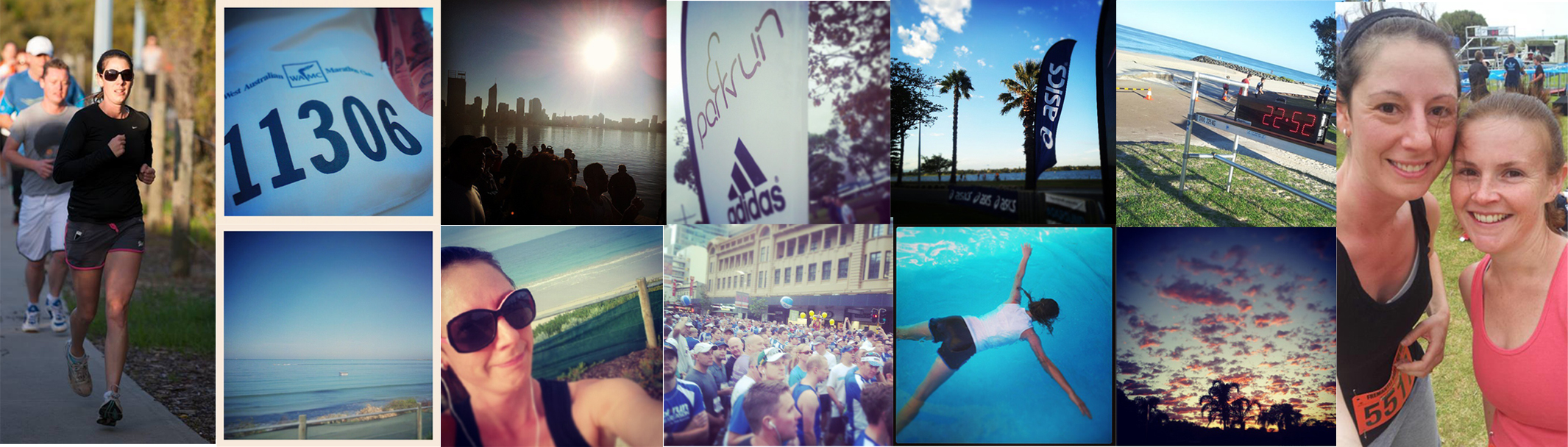 A compilation of my experience with running, 2013 Perth City to Surf, Marathon, vlog, video blog, sponsorship, photography